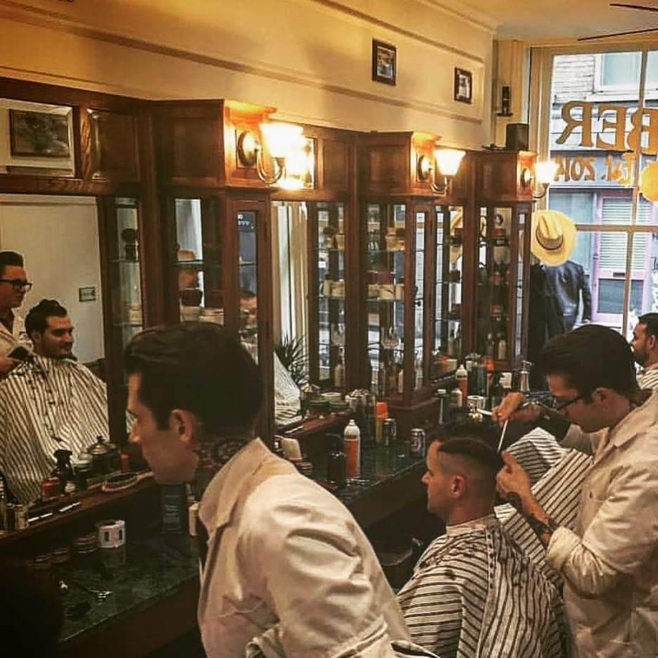 Classic barberunits   Classic teak barberunits   Barbershop interior   Restyle barbershop   Start your barbershop with the best barber furniture   Handcrafted with pride
